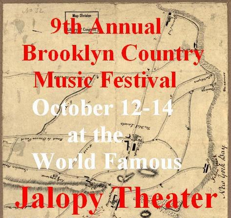 9th Brooklyn country Music Festival